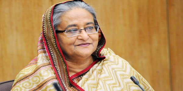Hasina opens Bangladesh's modern food warehouse