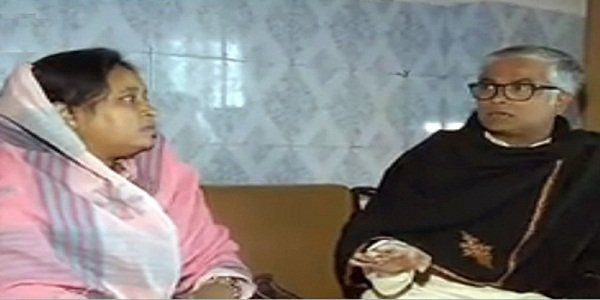 Narayanganj mayor-elect Ivy meets with Shahkahwat