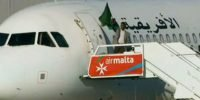 Plane hijack crisis ends, hijackers arrested in Malta