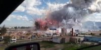 Fireworks blasts kill 26 in Mexico