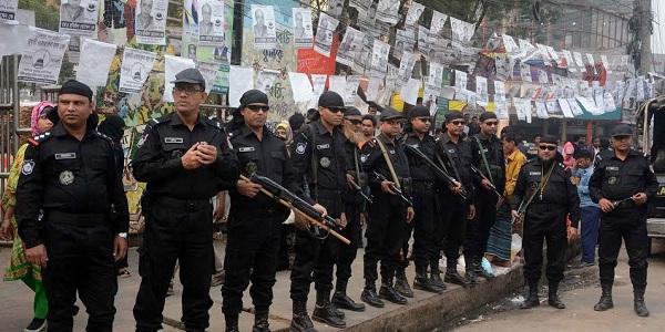 Security beefed up ahead of Narayanganj mayoral polls