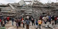Church collapse kills 60 in Nigeria