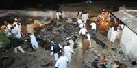 Pakistan plane crash kills 47 passengers