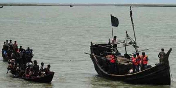 Bangladesh prevents 34 more Rohingya boats