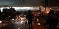 Blasts outside football stadium kill 29 in Turkey