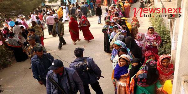 Narayanganj mayoral polls peaceful