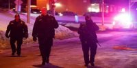 Canada mosque shooting kills four
