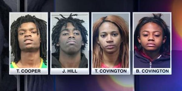 Four Chicago accused denied bail over Facebook Live attack