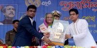 Hasina asks students to acquire proper knowledge