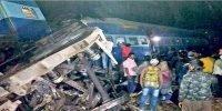 India train crash kills 32