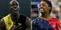 Bolt and Biles win Laureus awards for 2017