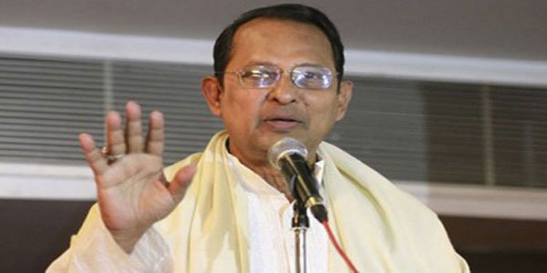 BNP's proposal for election-time govt a conspiracy, says Inu
