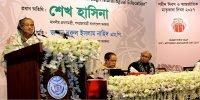 Hasina calls for correct Bangla practice