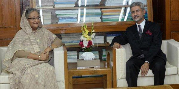 Hasina to visit New Delhi in April