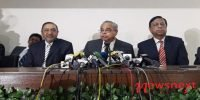 'Holding January 5 election was a constitutional obligation'