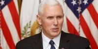 Russia to be held accountable, says Pence