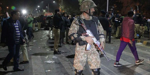Pakistan kills 100 militants after shrine attack