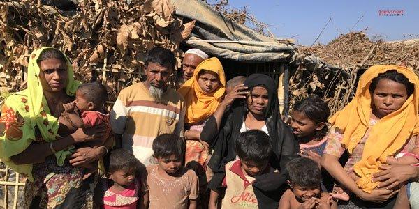Bangladesh Rohingya influx