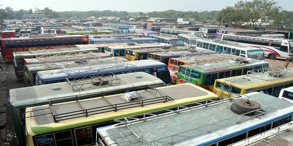 Immense suffering as countrywide transport strike begins
