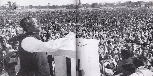 Bangabandhu's inspirational speech now a world heritage