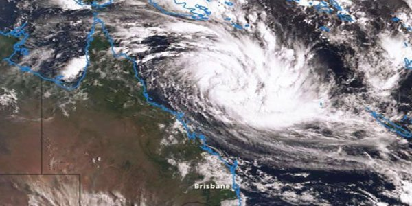 One killed as cyclone Debbie hit Australia
