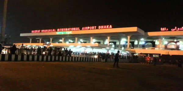 Man killed in blast near Bangladesh's main airport