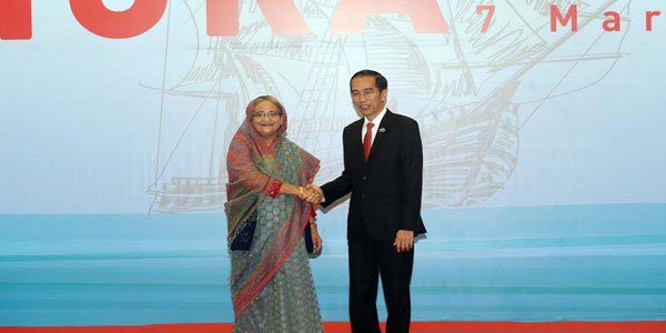 Hasina calls for further cooperation to reap maritime benefits