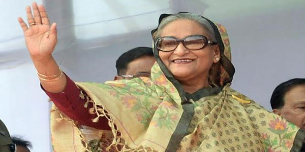 Hasina off to Paris to attend One Planet Summit