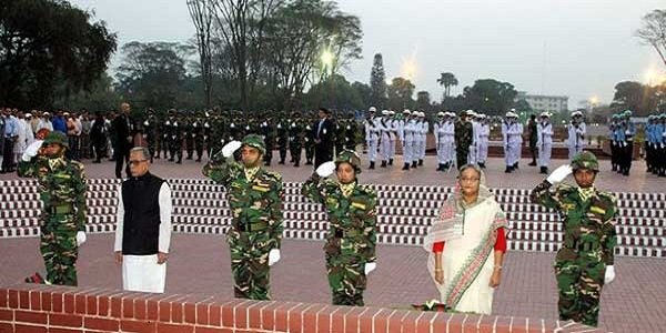 Bangladesh pays homage to liberation heroes to mark Independence Day