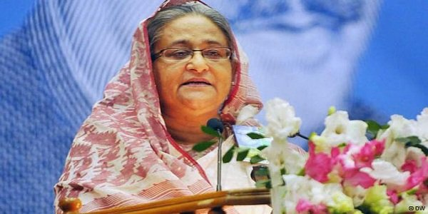 Hasina calls for all out efforts to combat terrorism