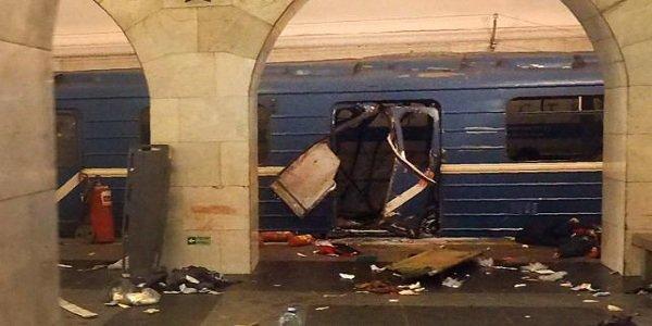 Russia metro attack suspect Kyrgyzstan-origin