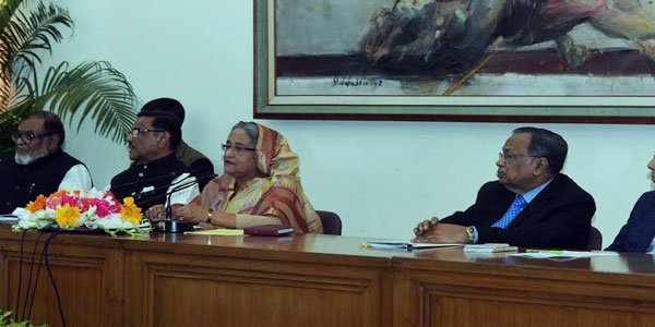 Deals inked for Bangladesh's interest, says Hasina