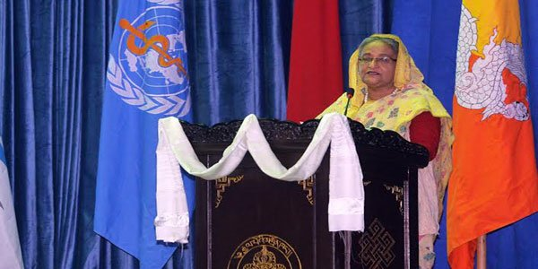 Hasina calls for effective policy to address problems of autism