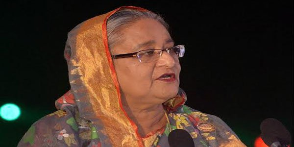 Hasina assures food for every flood-hit people