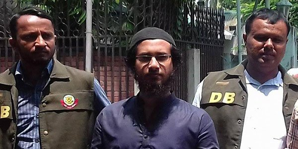 Tech chief of banned Islamist outfit captured in Dhaka