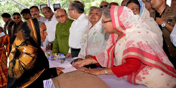 No chance of food crisis in Bangladesh, says Hasina