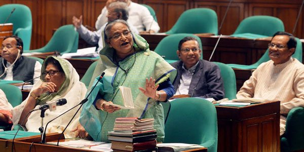 Deals with India for Bangladesh's interest, says Hasina