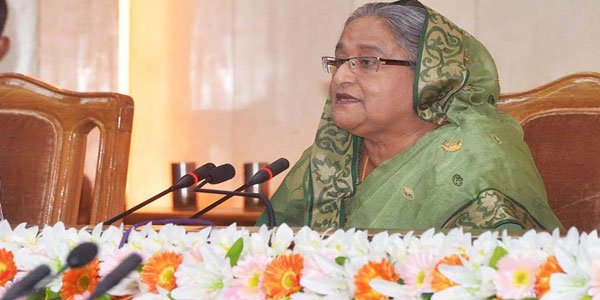 Hasina calls workers to take care of mills