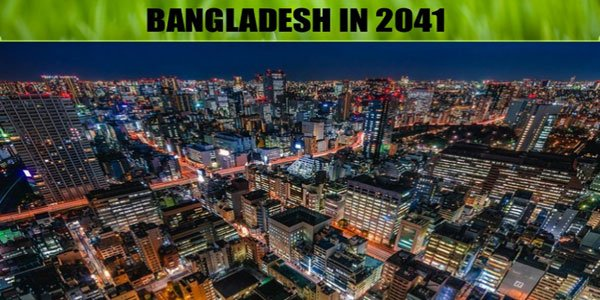 Hasina projects Bangladesh economy at $2.5 trillion by 2041