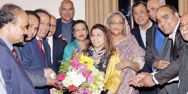 Hasina urges expatriates to uphold Bangladesh's image