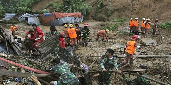More than 100 killed in Bangladesh landslides