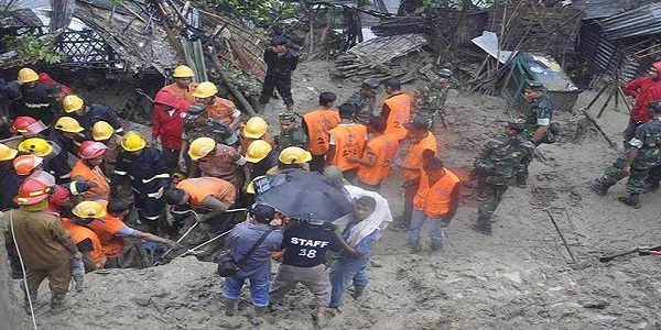 Bangladesh ends rescue operation in landslide affected districts