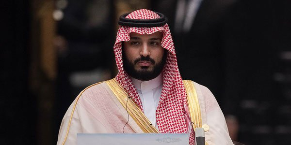 Mohammed bin Salman new crown prince in Saudi Arab