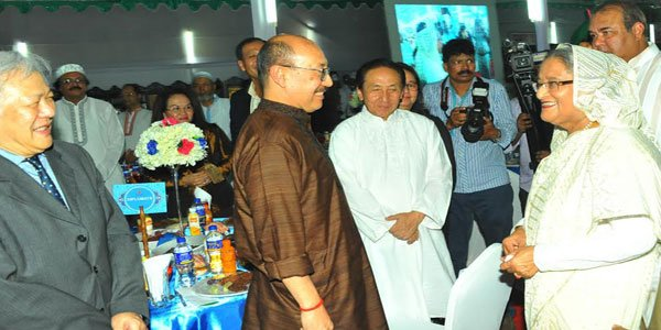 Hasina hosted iftar for judges, diplomats