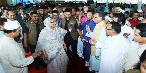 Bangladesh celebrates Eid-al-Fitr
