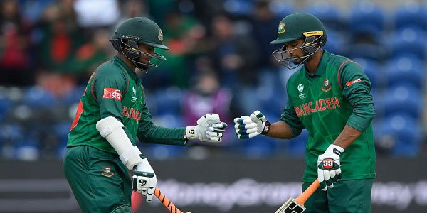 ICC Champions trophy : Bangladesh defeat New Zealand by 5 wickets