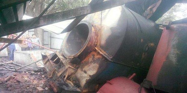 10 killed in boiler explosion at Bangladeshi garment factory