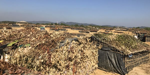 Bangladesh urges Myanmar to repatriate Rohingya refugees