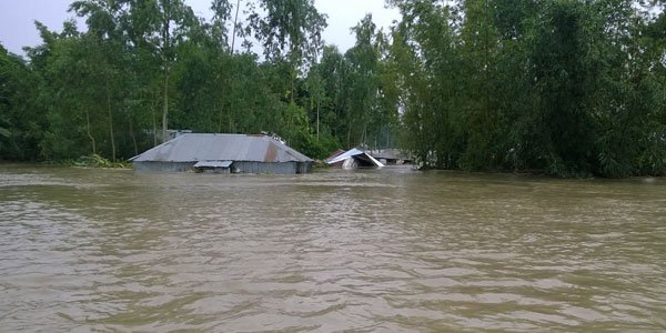 Bangladesh flood affects over 3 million people, kills 57