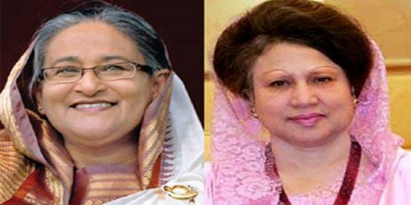 Khaleda sends eid-greetings to Hasina